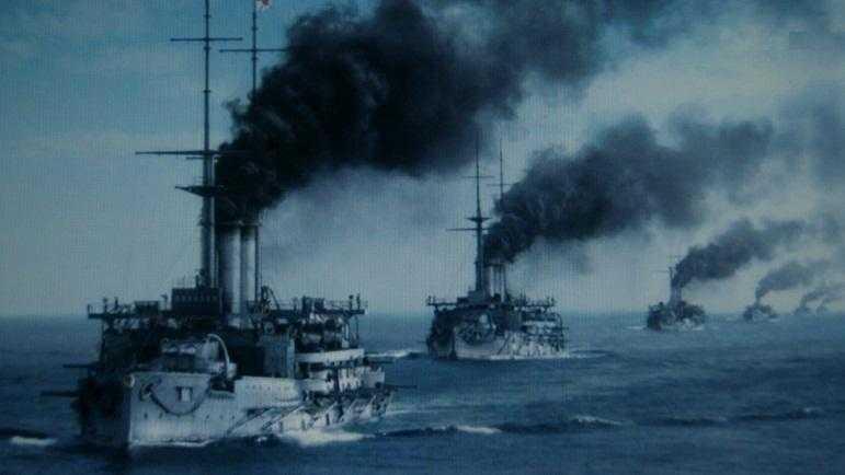 日本海戦と販売促進