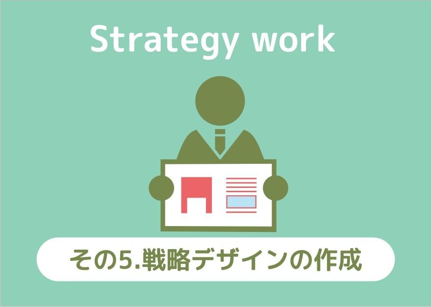 その5、戦略を伴うデザイン